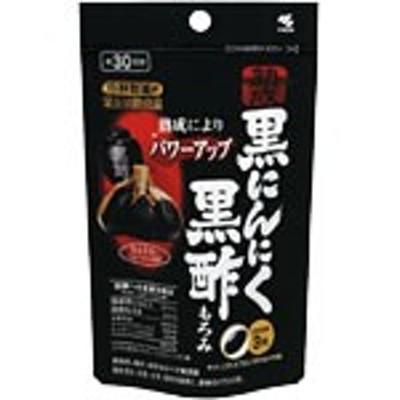 小林製薬 熟成黒にんにく黒酢もろみ 90粒  健康食品 小林 サプリ