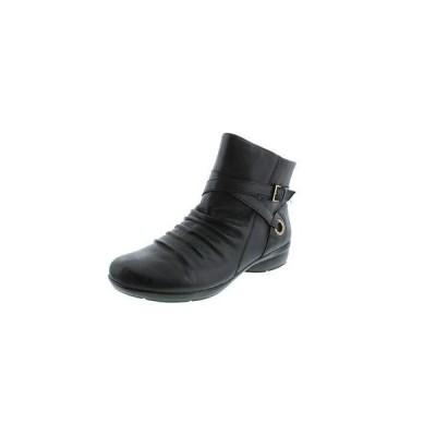 ナチュラライザー ブーツ シューズ 靴 ナチュラルizer 7661 レディース Cycle ブラック ライディング ブーツ シューズ 11 ミディアム (B,M) BHFO