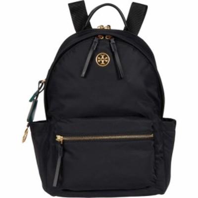 トリー バーチ Tory Burch レディース バックパック・リュック バッグ Piper Zip Backpack Black