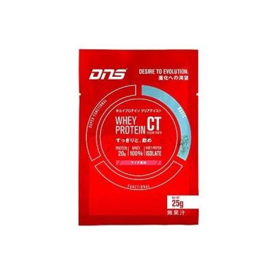 DNS ホエイ プロテイン クリアテイスト (CT) ライチ風味 25g×10袋 WPI たんぱく質 筋トレ