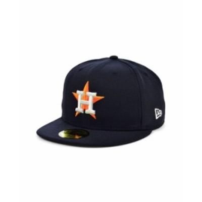 ニューエラ レディース 帽子 アクセサリー Houston Astros 2020 Jackie Robinson 59FIFTY Cap Navy
