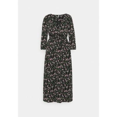 オンリー トール ワンピース レディース トップス ONLPELLA DRESS - Day dress - black