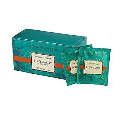 フォートナム&メイソン Fortmason Tea, 25 Tea Bags ティーバッグ 25個入り 個包装 フォートメイソン [並行輸入品]