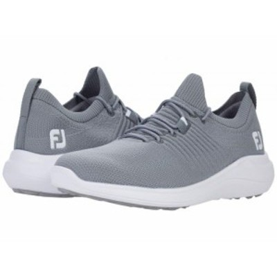 FootJoy フットジョイ レディース 女性用 シューズ 靴 スニーカー 運動靴 Flex XP Grey【送料無料】