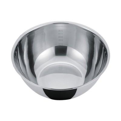 貝印 NewCookDay 深型ボール 目盛付き 27cm DF-1418
