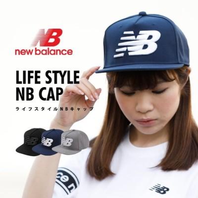 【New Balance/ニューバランス】NBキャップ/ロゴベースボールキャップ/帽子/ぼうし/ブラック/グレー/ネイビー/JACL6220【nb1802】