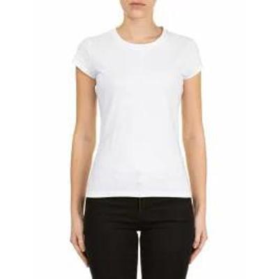 Iceberg レディースその他 Iceberg Stretch Cotton T-shirt Basic