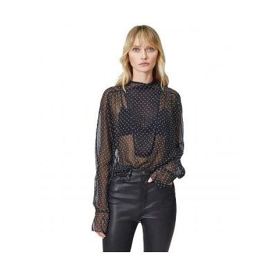 EQUIPMENT イクイップメント レディース 女性用 ファッション ブラウス Aubriete - True Black