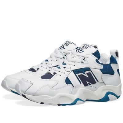 ニューバランス New Balance メンズ スニーカー シューズ・靴 ml650wnv White
