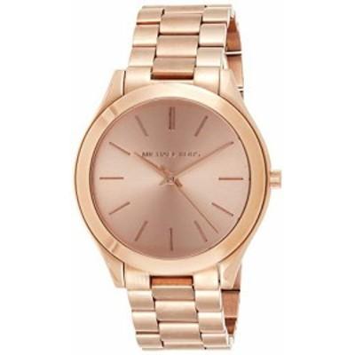 腕時計 マイケルコース レディース Michael Kors Women's Runway Rose Gold-Tone Watch MK3197