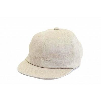 STETSON ステットソン 帽子 メンズ レディース SE089 ベージュ  手洗い 婦人 紳士 ファッション オシャレ シンプル ネット通販 日本製 春夏