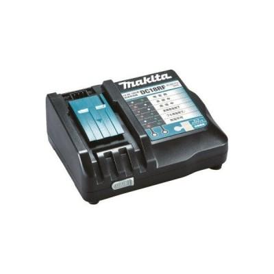 マキタ 充電器 純正品 14.4V/18V 対応 USB端子付き DC18RF リチウムイオンバッテリ用 JPADC18RF makita ( DC18RCの後継機種 ) 正規品 急速充電器