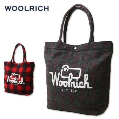 WOOL RICH ウールリッチ Wool Tote Bag NOACC1842 【アウトドア/鞄/バッグ/トート】