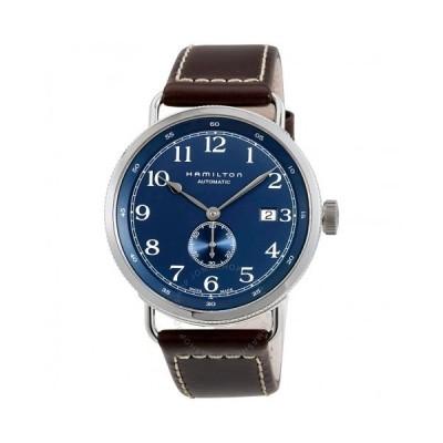 Hamilton/ハミルトン メンズ 腕時計 Khaki Navy Pioneer 自動巻き Navy Dial メンズ Watch H78455543
