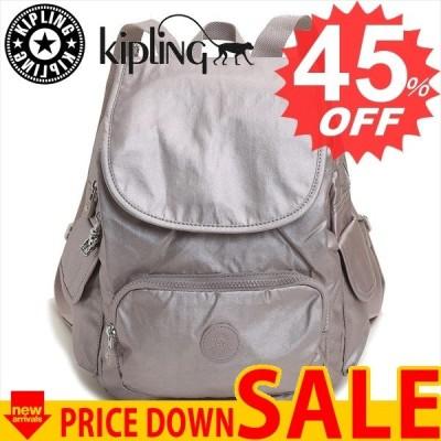 キプリング バッグ リュック・バックパック Kipling CITY PACK S K15641  G45 METALLIC ROSE    比較対照価格15,950 円