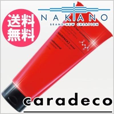 ∴∵【送料無料】ナカノ キャラデコ ヘアパック モイスト 200g /中野製薬/NAKANO