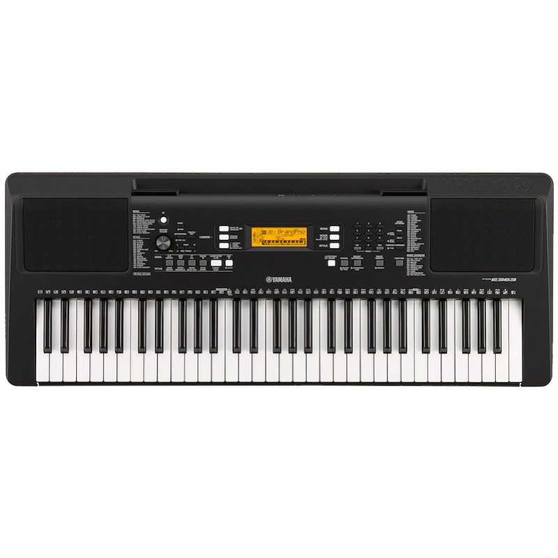[公司貨免運] YAMAHA PSR-E273 電子琴(附贈全套配件,特別加贈大延音踏板/鍵盤保養組超值配件) 唐尼樂器