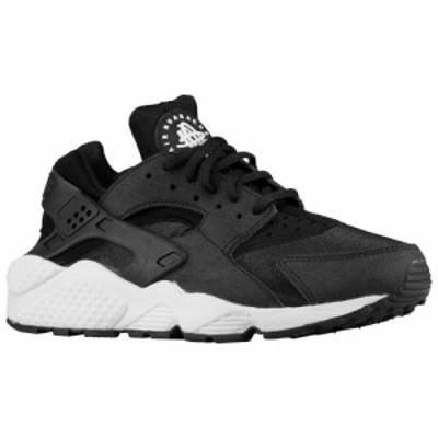 ナイキ レディース/ウーマン スニーカー Nike Air Huarache カジュアルシューズ Black/White/Black/Essentials