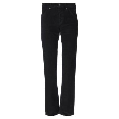 BURBERRY パンツ ブラック 31 コットン 98% / ポリウレタン 2% パンツ