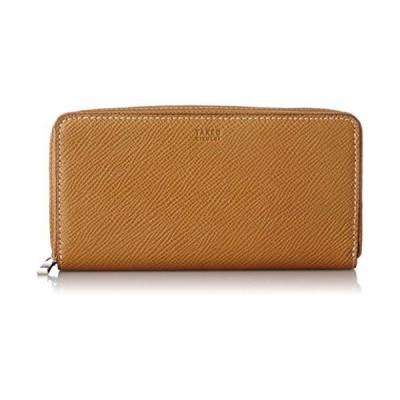 [タケオキクチ] 財布 ファン小物 713611 キャメル