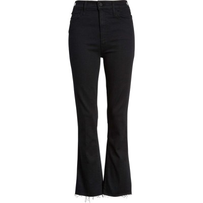 マザー MOTHER レディース ジーンズ・デニム ボトムス・パンツ The Hustler High Waist Ankle Fray Jeans Not Guilty