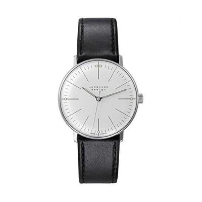 Junghans - Wrist Watch - Men - max Bill Manual Winding - 027/3700.04【並行輸入品】