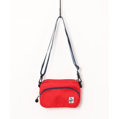 NAUGHTIAM / CHUMS(チャムス)Eco Shoulder Pouch Ⅱ エコショルダーポーチⅡ CH60-2525 WOMEN バッグ > ショルダーバッグ
