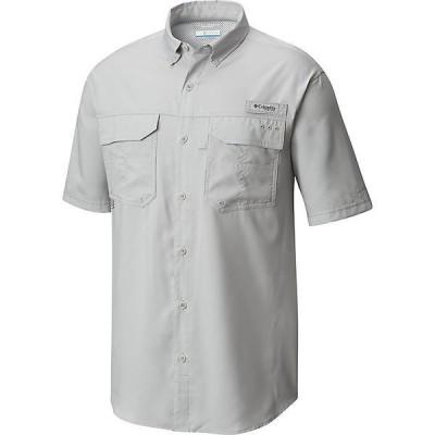(取寄)コロンビア メンズ ブロード アンド ガッツ 3 ショートスリーブ ウーブン シャツ Columbia Men's Blood And Guts III SS Woven Shirt Cool Grey 送料無料