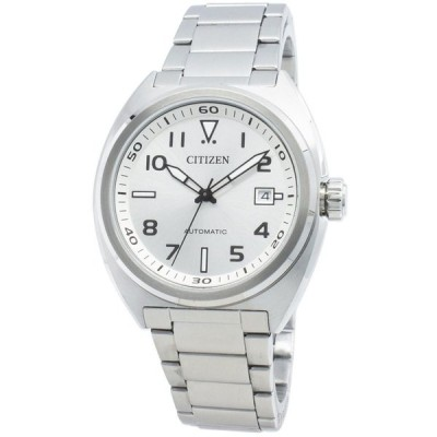 【送料無料】シチズン CITIZEN メンズ腕時計 海外モデル AUTOMATIC オートマチック NJ0100-89A