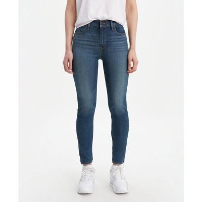 リーバイス レディース デニムパンツ ボトムス Women's 720 High Rise Super Skinny Jeans in Short Length
