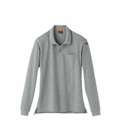 BURTLE 長袖ポロシャツ 505 バートル  作業服 仕事着 作業着 メンズ 男性 かっこいい おしゃれ シンプル