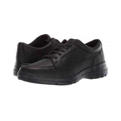 Rockport ロックポート メンズ 男性用 シューズ 靴 オックスフォード 紳士靴 通勤靴 Junction Point Lace To Toe - Black