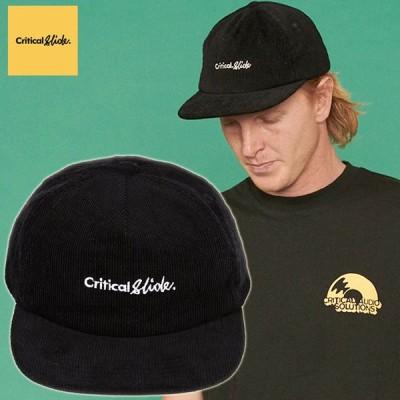 キャップ 帽子 TCSS Critical Slide ティーシーエスエス(クリティカルスライド) INSTITUTE CAP HW2001-1 コーデュロイキャップ ハット サーフィン