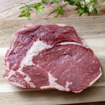 牛リブロース ステーキ(ブロック)約1kg(1kg以上の物)(メキシコ産) (nh198439)バーベキュー BBQに最適【牛肉】