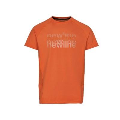 ニューライン newline メンズ ランニングティーシャツ スポーツ トレーニング 半袖 Tシャツ アウトレット セール