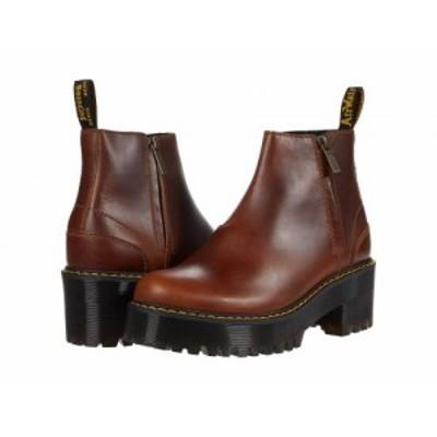 Dr. Martens ドクターマーチン レディース 女性用 シューズ 靴 ブーツ アンクル ショートブーツ Rometty II Butterscotch【送料無料】