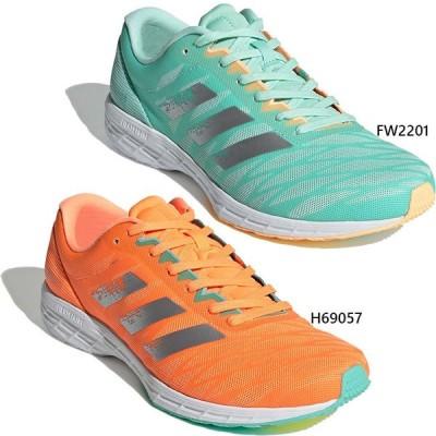ワイド幅 アディダス メンズ アディゼロ ADIZERO RC 3 WIDE ジョギング マラソン ランニングシューズ FW2201 H69057