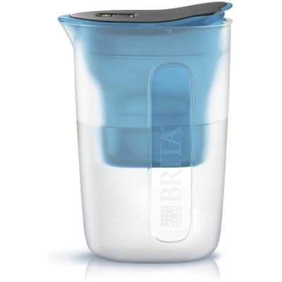 ブリタ ポット型 浄水器 ファン KBFNCB1 1.5L ブルー
