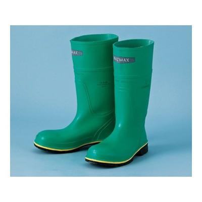 892-77210 ハズマックスブーツB 耐化学薬品長靴 サイズ8(26.5cm) 892-77210-8 1足