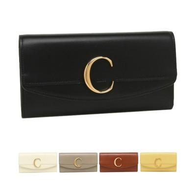 【クロエ】 クロエ 長財布 レディース CHLOE CHC19SP055A37 レディース (4)SEPIA BROWN(27S) カラーをお選び下さい Chloe