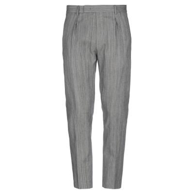 PT Torino パンツ 鉛色 32 コットン 80% / リネン 20% パンツ