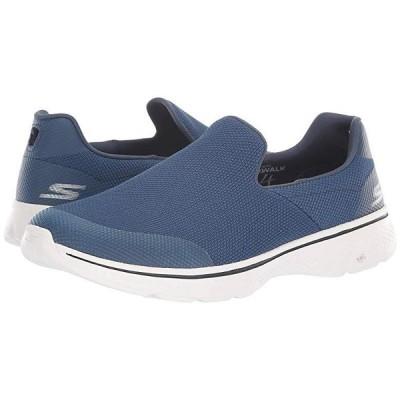 スケッチャーズ Go Walk 4 - Viability メンズ スニーカー 靴 シューズ Navy/White
