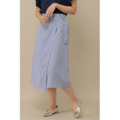 ikka LOUNGE / Sdv Aラインベルト付きスカート WOMEN スカート > スカート