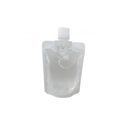 リンデン 容器 LinLD12200000 パウチ容器100ml(3個セット) アルコール 小分け用 燃料用アルコール 飯塚カンパニー