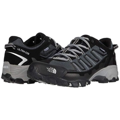 ザ・ノースフェイス Ultra 109 Waterproof メンズ スニーカー 靴 シューズ TNF Black/Dark Shadow Grey