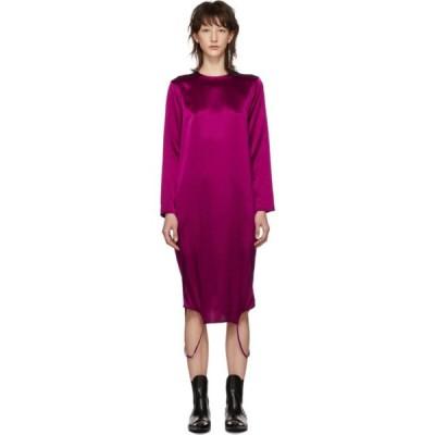 マルケス アルメイダ Marques Almeida レディース ワンピース ワンピース・ドレス Pink Convertible Twisted Dress