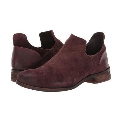 Diba True レディース 女性用 シューズ 靴 ブーツ アンクル ショートブーツ Make Up - Bordo
