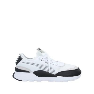 プーマ PUMA スニーカー&テニスシューズ(ローカット) ホワイト 6.5 紡績繊維 スニーカー&テニスシューズ(ローカット)