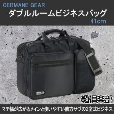 ビジネスバッグ メンズ 50代 40代 30代 20代 おしゃれ PC対応 ブリーフケース メンズ ショルダー41cm GERMANE GEAR 26470