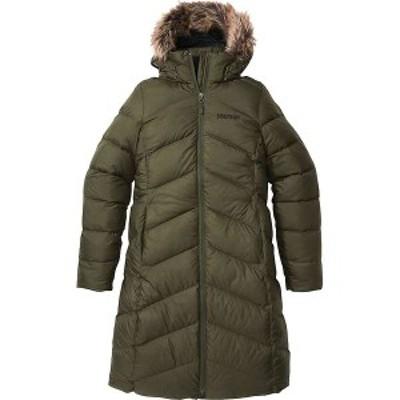 マーモット レディース ジャケット・ブルゾン アウター Marmot Women's Montreaux Coat Nori